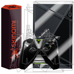 Skinomi Clear Full Body & Screen Protector for Shield TV + Controller