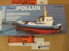 Graupner 2122 Pollux RC Schlepper !!!
