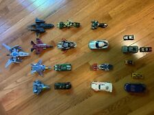 Transformers Toy Lot - Huge Lot Includes Over 15 Transformer Toys - Used