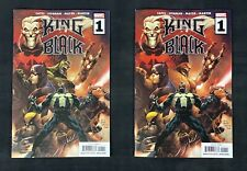 KING IN BLACK #1  SECRET VARIANT Set With Cover A Thing
