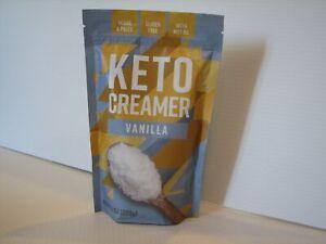 360 Nutrition KETO Creamer MCT Oil Vanilla Dairy Free Vegan Milk Sub