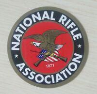 (3) NRA National Rifle Association 2nd Amendment New Vinyl Sticker Decal