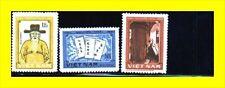 N.Vietnam MNH Sc # 1093-95 Mi 1132-34  Value $ 4.50  US