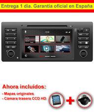 DYNAVIN N7-E39 GPS, MANOS LIBRES PARROT, USB, SD, MIRROR LINK... BMW SERIE 5 E39