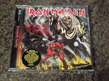 Iron Maiden, Number Of The Beast Cd! Look In The Shop!