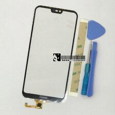 Black Touch Screen Digitizer Glass Lens Replacement For Huawei P20 Lite Nova 3E