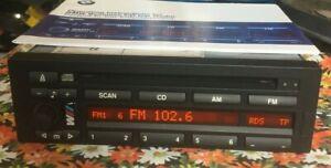 BMW, Rover CD Radio Player, Head Unit CD43 E38 E36 E34 E32 E31 E30 Z3