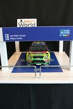 QSP Diorama 1:18 BP Ford Abu Dhabi Rally Team Service Tent type 3
