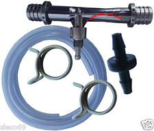 Spa & hot tub ozone generator venturi injector INSTALLATION & INJECTION KIT