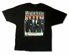 NEW KIDS ON THE BLOCK LIVE AT THE PACKAGE 2013 NA TOUR BLACK SHIRT NEW ADULT 2X