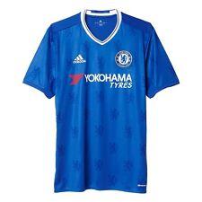 Camisetas de fútbol de clubes ingleses 1ª equipación para hombres chelsea