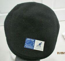 Kangol Wool 507  Wool Cap Black  Large