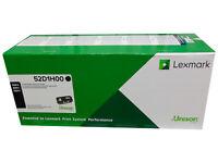 Lexmark 52D1H00 (521H) High Yield Toner Cartridge 25k Genuine OEM Original