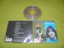 """Gram Parsons - GP + Grievous Angel - Two Albums On One CD - 1990 """"Reprise"""" USA"""
