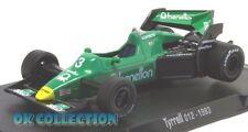1:43 TYRRELL 012 - RBA F1 (1983) - Michele Alboreto (025)