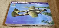 Hobbyboss 1:48 P-61A Black Widow Fighter Plane Plastic Assembly Model Kit