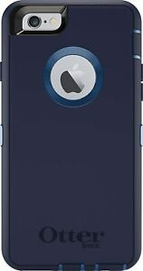 OtterBox DEFENDER Case ONLY for iPhone 6s PLUS & 6 PLUS - Indigo - Easy Open Box