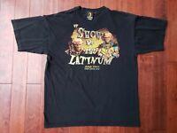 Original 1997 Vintage Star Trek Deep Space Nine Show Me The Latinum T Shirt XL