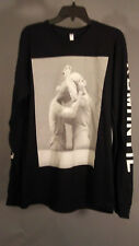 BROOKE FRASER - BRUTAL ROMANTIC Promotional Graphic print long sleeve L t-shirt
