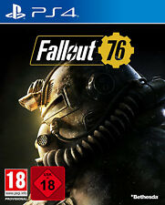 PS4 Fallout 76 100% Uncut NEU&OVP Playstation 4