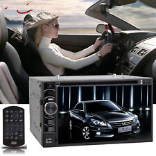 6.2 inch Double Din Car Stereo CD DVD TV Touch screen HD Player For Honda Accord