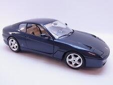LOT 16036 | Burago 1:18 Ferrari 456 GT 1993-2004 Sportwagen Metall-Modellauto