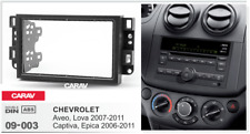 CARAV 09-003 Car Radio Install Dash Trim Kit for CHEVROLET Aveo, Captiva, Epica