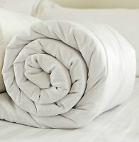 Luxury Hotel Microfibre Duvets Feels Like Down Quilt Hotel Quality - All Sizes