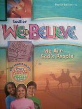 Sadlier We Believe We Are Gods People Grade 6 Par