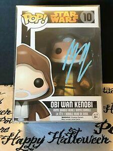 Star Wars Obi-Wan Kenobi Funko POP Signed by Ewan McGregor