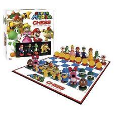 USAopoly Super Mario Chess Collector's Edition Board Game