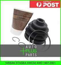 Fits NISSAN STAGEA AWC34 4WD 1997-2001 - Boot Outer Cv Joint Kit 79X86X20