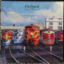 OSH (Orchard Supply Hardware) 2014 Calendar, 3 artists, unused