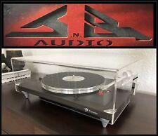 "VPI Traveler J-n-B Audio ""Pro Series"" Turntable Dust Cover -Plinth Set Top-"