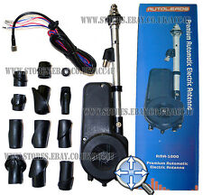 Autoleads 12 V Autoradio corpo WING MOUNT ANTENNA automatica Antenna Elettrica-A1000