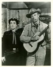 JOAN CRAWFORD STERLING HAYDEN JOHNNY GUITAR 1954 VINTAGE PHOTO ORIGINAL #3
