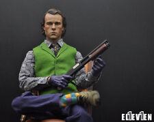 Eleven 1.6 Scale Heath Ledger Head Sculpt For Hot Toys Figure Body, Joker actor