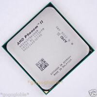Working AMD Phenom II X4 965 3.4 GHz HDZ965FBK4DGM Quad-Core CPU Processor AM3