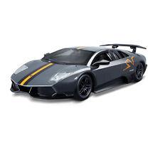 BBURAGO 22120 Lamborghini Murcielago LP670-4 SV édition limitée gris,échelle