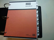 Case 1190/1290/1390 Tractor Service Manual Repair Shop Book NEW with Binder