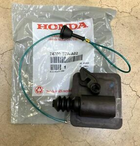 Genuine Honda Civic Fuel Lid Gas Door Actuator Assembly 74700-TBA-A02 16 - 20