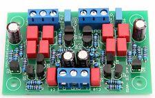 RIAA Entzerrer LOW Noise Class A Stereo Vor Verstärker, Hifi - Bausatz