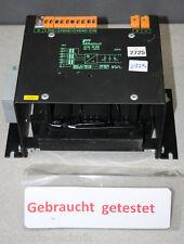Murr electrónico 85 885 ENTRADA 400v SALIDA 24v 16a Power Supply