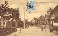 Belgien, La Panne, Avenue des Mouettes, um 1915