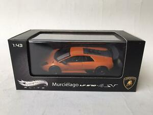 Hot Wheels Elite Lamborghini Murcielago LP670-4 SV 1/43 T6935