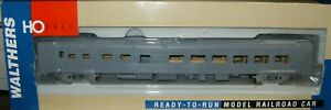 WALTHERS 932-6320 85' BUDD GRILL-DINER UNDECORATED HO SCALE