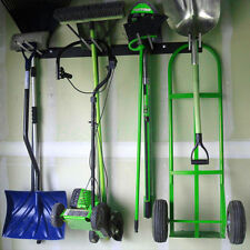 Rough Rack Ski & Snowboard 4-8 Wall Hanging Holder Garage Storage