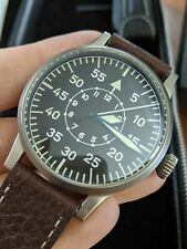 "Laco Dortmund Flieger Original ""Pilot"" Watch (861751) - 45mm, Handwinding Mvmt"