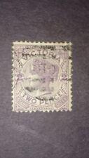 1886-87 Victoria Postage Stamp Scott #162 Queen Victoria