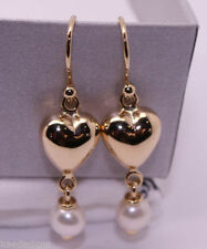 Pearl Rose Gold Fine Earrings